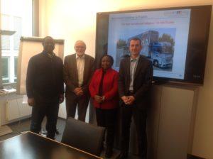 NECA visits German Employers