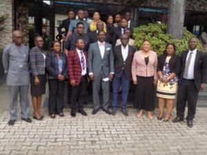 Group Photograph: NECA & NSITF Management Team