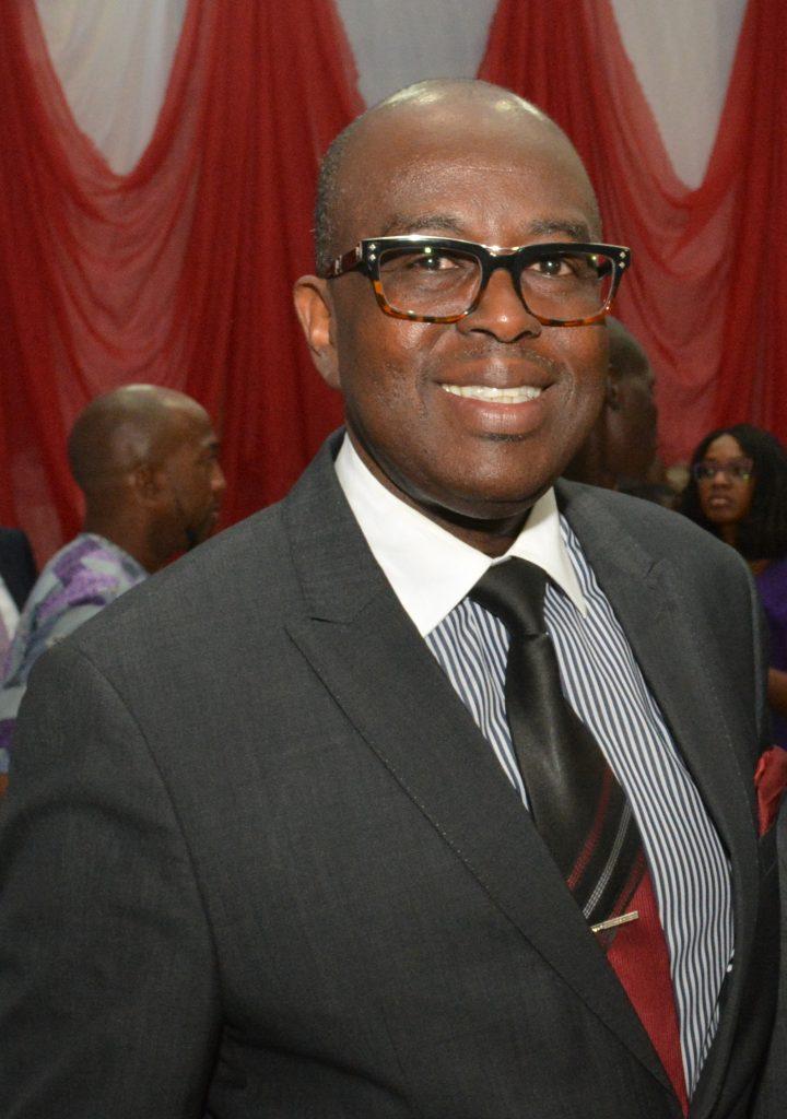 Mr. O.A. Oshinowo, DG, NECA